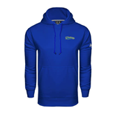 Under Armour Royal Performance Sweats Team Hoodie-Mariners Script