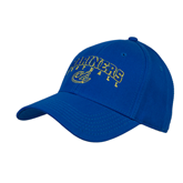 Royal Heavyweight Twill Pro Style Hat-Football