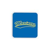 Hardboard Coaster w/Cork Backing-Mariners Script