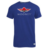 Russell Royal Essential T Shirt-Primary Mark