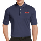 Callaway Tonal Navy Polo-Solid Color Mark