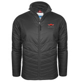 Columbia Mighty LITE Charcoal Jacket-Solid Color Mark