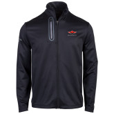 Callaway Stretch Performance Black Jacket-Solid Color Mark