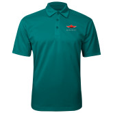 Teal Silk Touch Performance Polo-Solid Color Mark