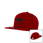 New Era Red Diamond Era 9Fifty Snapback Hat-Primary Mark