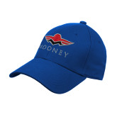 Royal Heavyweight Twill Pro Style Hat-Solid Color Mark