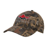 Oilfield Camo Structured Hat-Solid Color Mark