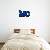 1 ft x 1 ft Fan WallSkinz-MC Logo
