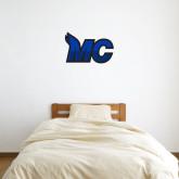 2 ft x 2 ft Fan WallSkinz-MC Logo