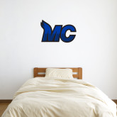 3 ft x 3 ft Fan WallSkinz-MC Logo