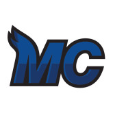 Medium Decal-MC Logo, 8 inches wide