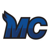 Large Decal-MC Logo, 12 inches wide