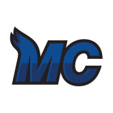 Small Decal-MC Logo, 6 inches wide