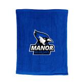 Royal Rally Towel-Primary Mark