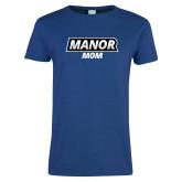 Ladies Royal T-Shirt-Manor Mom