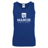 Royal Tank Top-Secondary Logo