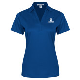 Ladies Royal Performance Fine Jacquard Polo-Secondary Logo