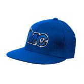 Royal OttoFlex Flat Bill Pro Style Hat-MC Logo