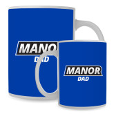 Dad Full Color White Mug 15oz-Manor Dad