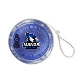 Light Up Blue Yo Yo-Primary Mark