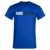 Blue T Shirt-
