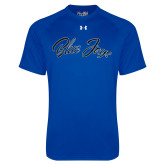 Royal Blue Under Armour Shirt-