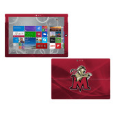 Surface Pro 3 Skin-Lion with M