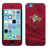 iPhone 5c Skin-Lion with M