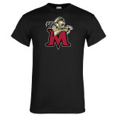 Black T Shirt-Lion with M