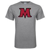 Grey T Shirt-M