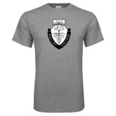 Grey T Shirt-Nursing Logo