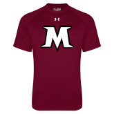 Under Armour Maroon Tech Tee-M