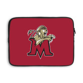13 inch Neoprene Laptop Sleeve-Lion with M