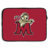 15 inch Neoprene Laptop Sleeve-Lion with M