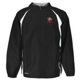 Holloway Hurricane Black/White Pullover-Lion with M