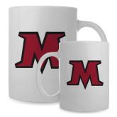 Full Color White Mug 15oz-M