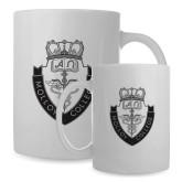 Full Color White Mug 15oz-Nursing Logo