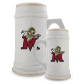 Full Color Decorative Ceramic Mug 22oz-Lion with M