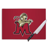 Cutting Board-Lion with M