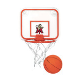 Mini Basketball & Hoop Set-Lion with M