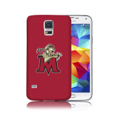 Galaxy S5 Phone Case-Lion with M