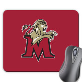 Full Color Mousepad-Lion with M