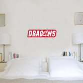 6 in x 2 ft Fan WallSkinz-Dragons