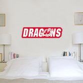 1 ft x 3 ft Fan WallSkinz-Dragons