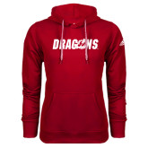 Adidas Climawarm Red Team Issue Hoodie-Dragons