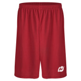 Performance Classic Red 9 Inch Short-Dragon Mark