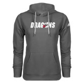 Adidas Climawarm Charcoal Team Issue Hoodie-Dragons