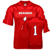 Replica Red Adult Football Jersey-#1