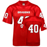 Replica Red Adult Football Jersey-#40