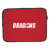 15 inch Neoprene Laptop Sleeve-Dragons